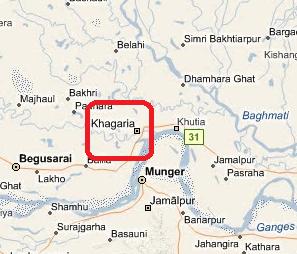 Gularia in Khagaria
