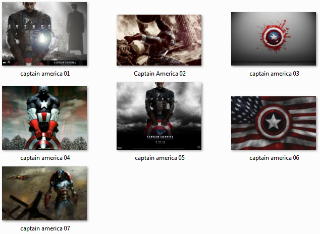 captain america windows 7 theme wp7 wallpapers being manan. Black Bedroom Furniture Sets. Home Design Ideas