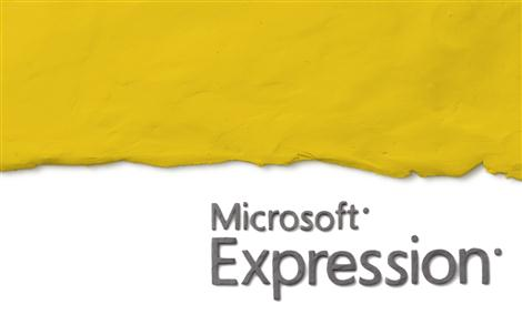 Microsoft Expression wallpaper