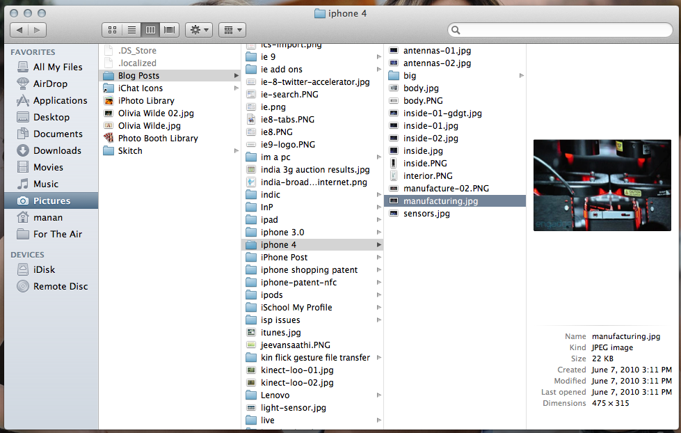 When Finder users talk about Explorer, I laugh | Being Manan