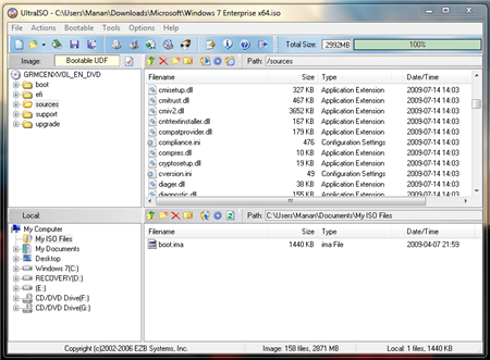 how to create a rescue disk for windows xp sp3